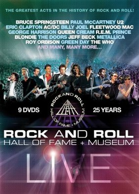 Various Artists - Rock and Roll Hall of Fame [DVD]
