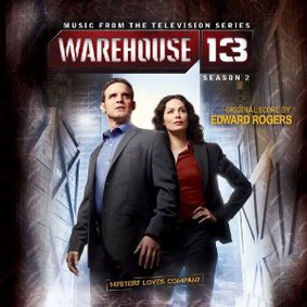Edward Rogers - Warehouse 13: Season 2