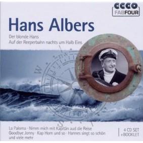 Hans Albers - Der Blonde Hans: La Paloma & More