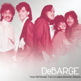DeBarge - Time Will Reveal: The Complete Motown Albums