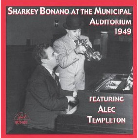 Sharkey Bonano - Sharkey Bonano at the Municipal Auditorium 1949