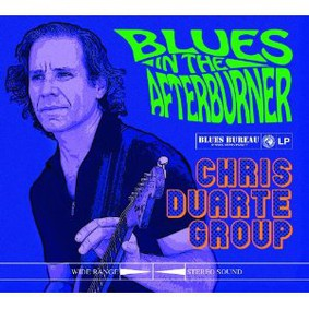 Chris Duarte - Blues in the Afterburner