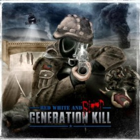 Generation Kill - Red, White and Blood