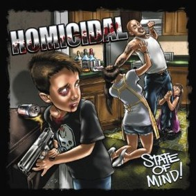 Homicidal - State of Mind!