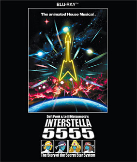 Daft Punk - Interstella 5555 [Blu-ray]