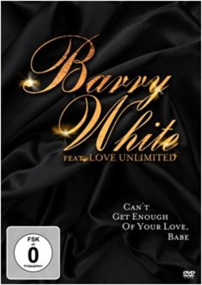 Barry White - Can't Get Enough of Your Love, Babe [DVD]