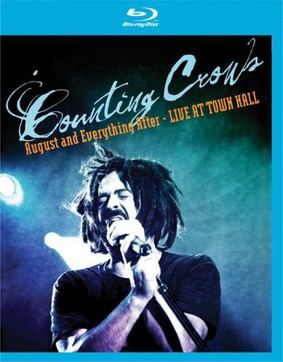 Counting Crows - August and Everything After - Live at Town Hall [Blu-ray]