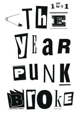 Various Artists - The Year Punk Broke 1991 [DVD]
