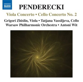Orkiestra Filharmonii Narodowej - Viola Concerto, Cello Concerto No. 2
