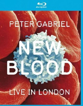 Peter Gabriel - New Blood Live In London [Blu-ray]