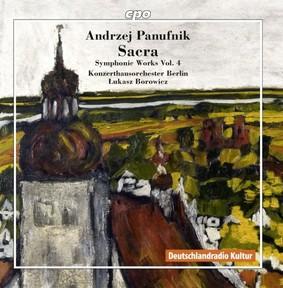 Konzerthausorchester Berlin - Sacra Symphonic Works Vol. 4