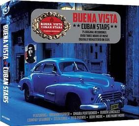 Various Artist - Buena Vista Cuban Stars