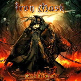 Iron Mask - Black As Death