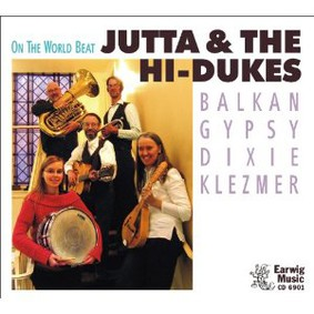Jutta & The Hi-Dukes - On the World Beat
