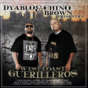 Chino Brown - West Coast Guerilleros