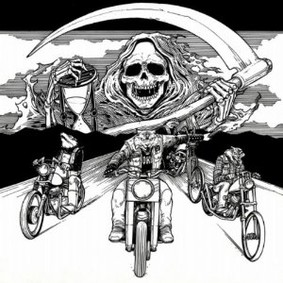Speedwolf - Ride with Death