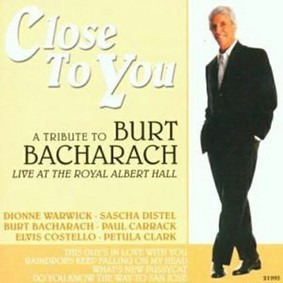 Burt Bacharach - Close To You