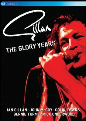 Gillan - The Glory Years