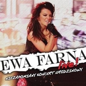 Ewa Farna - Live - Niezapomniany koncert urodzinowy [DVD]