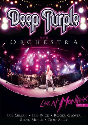 Deep Purple - With Orchestra: Live At Montreux 2011 [DVD]