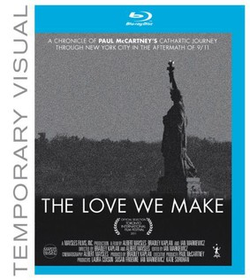 Paul McCartney - The Love We Make [Blu-ray]