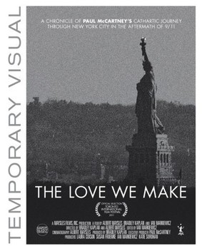 Paul McCartney - The Love We Make [DVD]