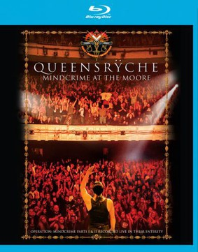 Queensrÿche - Mindcrime At The Moore [Blu-ray]
