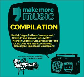 Various Artists - Make More Music Compilation