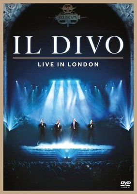 Il Divo - Live in London [DVD]