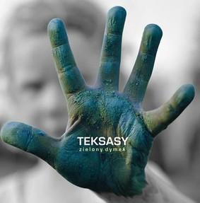Teksasy - Zielony Dymek