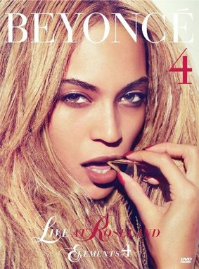 Beyoncé - Live at Roseland Elements of 4 [DVD]