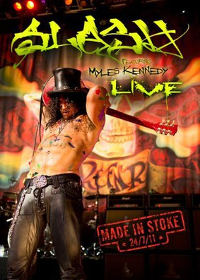 Slash - Made In Stoke [DVD]