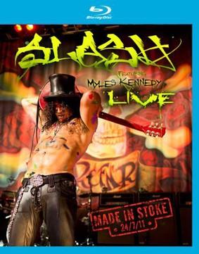 Slash - Made In Stoke [Blu-ray]