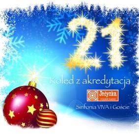 Sinfonia ViVA - 21 kolęd z akredytacją