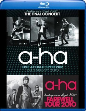 A-ha - Ending On A High Note - The Final Concert [Blu-ray]