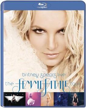 Britney Spears - Live: The Femme Fatale Tour [Blu-ray]