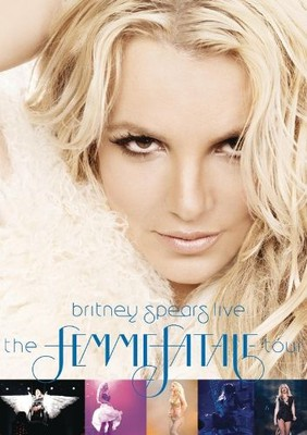 Britney Spears - Live: The Femme Fatale Tour [DVD]