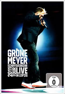 Herbert Grönemeyer - Schiffsverkehr Tour 2011 - Live I Leipzig [Blu-ray]