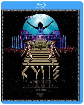 Kylie Minogue - Aphrodite Les Folies - Live In London [Blu-ray]