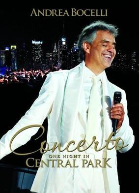 Andrea Bocelli - Concerto: One Night in Central Park [DVD]