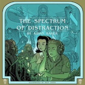 Aidan Baker - Spectrum of Distraction