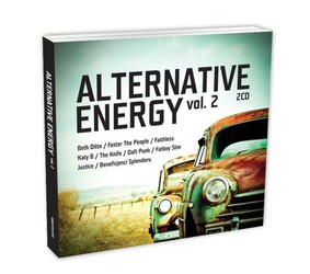 Various Artists - Alternative Energy 2