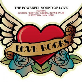 Various Artists - Love Rocks