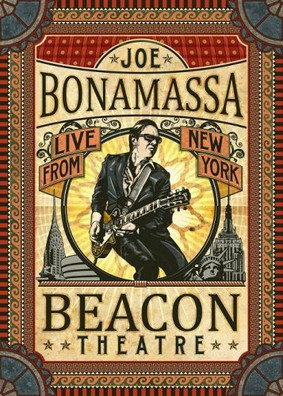 Joe Bonamassa - Beacon Theatre Live From New York [DVD]