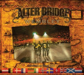 Alter Bridge - Live at Wembley European Tour 2011
