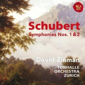 David Zinman - Symphonies Nos. 1 & 2