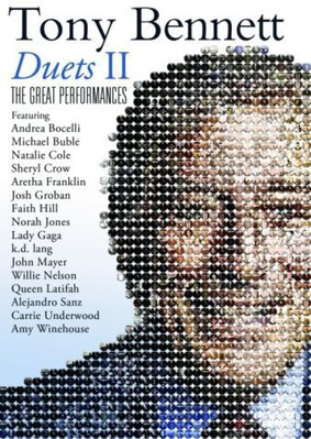 Tony Bennett - Duets II - The Great Performances [DVD]