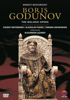 Bolshoi Theatre Moscow - Boris Godunov [DVD]