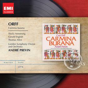 London Symphony Chorus, London Symphony Orchestra - Carmina Burana