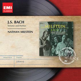 Nathan Milstein - Sonatas & Partitas